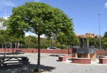 L'Ajuntament de Burjassot reobri l'espai d'oci de paellers i barbacoes al costat del Parc Comercial Albán