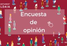 Aldaia pide la opinión a sus vecinos con encuestas online rápidas
