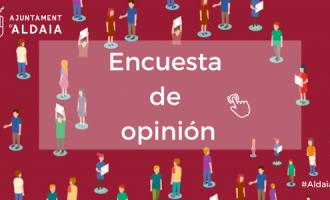 Aldaia demana l'opinió als seus veïns amb enquestes online ràpides