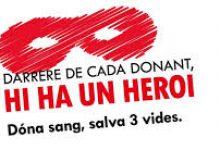 El Centro de Transfusión de Sangre de la Comunidad Valenciana agradece a Almàssera su solidaridad