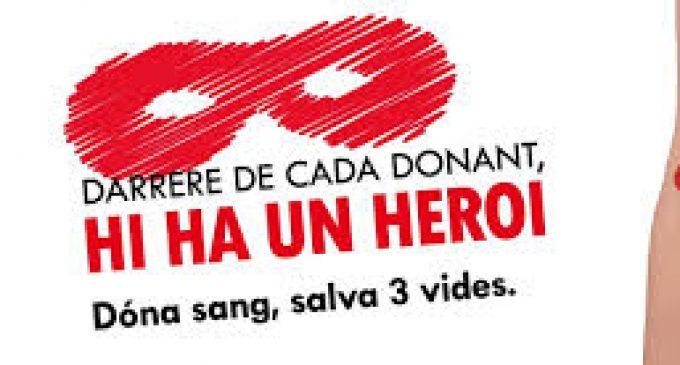 El Centre de Transfusió de Sang de la Comunitat Valenciana agraeix a Almàssera la seua solidaritat