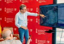 Arcadi España presenta el visor cartográfico para consultar los carriles bici de la Comunitat Valenciana