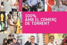 Torrent se vuelca con el comercio local en la campaña '100% amb el comerç de Torrent'