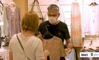 Torrent es bolca amb el comerç local en la campanya '100% amb el comerç de Torrent'