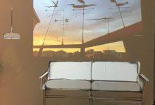 'Des de la meua finestra', la mostra que recull les il·lustracions del confinament