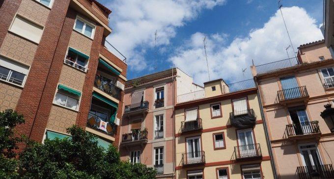 L'Ajuntament de València comença el procés per a atorgar vivendes de lloguer assequible