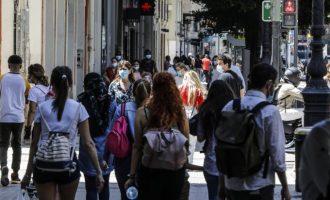 La Comunitat Valenciana acumula 65.415 ERTE, que afectan a 412.921 trabajadores