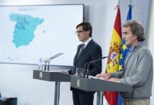 La Comunitat Valenciana i Ceuta són les úniques autonomies que no han sol·licitat a Sanitat el canvi de fase