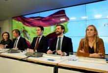 Casado reuneix la seua Junta Directiva per a autoritzar els congressos provincials a València i Alacant i el de València