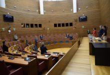 Las asociaciones de vecinos piden sumarse a los debates para la reconstrucción en Corts