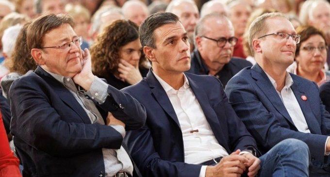 """El PP alerta que la Comunitat perdrà 350 milions amb """"les rebaixes de Sánchez"""" en el fons de 16.000"""