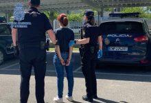 Detinguda a l'autora d'una estafa de 9.063 euros realitzada des de València a una empresa de Logronyo