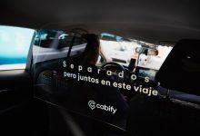 Cabify instala mamparas protectoras en todos sus VTC