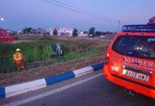 Sis persones resulten ferides en quatre accidents de trànsit aquesta matinada en la Comunitat Valenciana