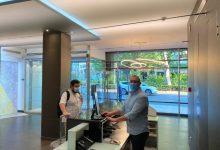 Les pernoctacions hoteleres s'afonen un 99,2% en la Comunitat Valenciana al maig per la Covid-19
