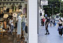 Les vendes del comerç al detall cauen un 16,9% al maig en la Comunitat Valenciana