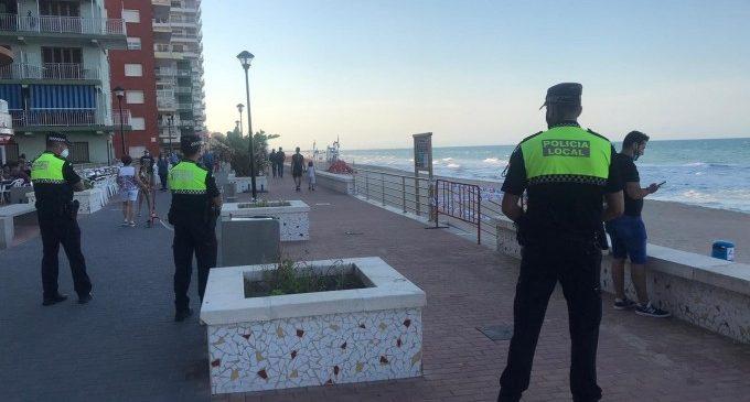 La Policia salva la vida a un home que havia quedat inconscient en un local del Perelló