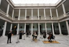 Serenates 2020 emet el primer concert gravat per al festival en La Nau a càrrec de La Remembrança