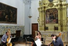 L'instrument barroc baríton protagonitza aquest dissabte el festival Serenates