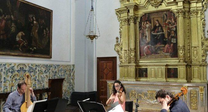 El instrumento barroco baritón protagoniza este sábado el festival Serenates