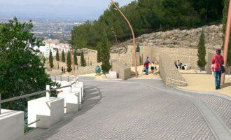 Llíria iniciarà enguany les obres d'urbanització de la pujada a Sant Miquel
