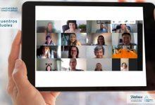 """Videoconferencia con los participantes de la nueva """"Lanzadera Conecta Empleo"""" de Torrent"""