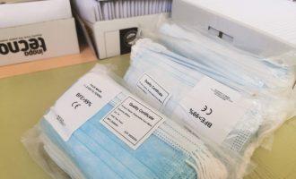 Burjassot repartirà 10.000 mascaretes entre els comerços i serveis del municipi