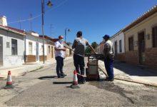 Massamagrell inicia les obres de remodelació de voreres al barri de la Magdalena