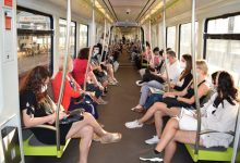 Metrovalencia registra un augment de persones viatgeres del 24%