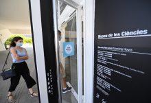 El Museu de les Ciències es el primer centro de España que obtiene el sello 'Safe Tourism Certified'