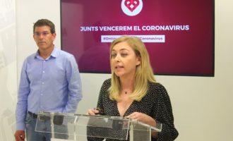 Ontinyent modificará el presupuesto en 457.800 euros para atender la emergencia social de la COVID-19