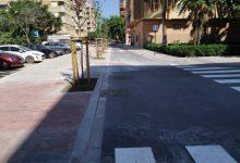 Finalitzen les obres de la segona fase de reurbanització del carrer Murta
