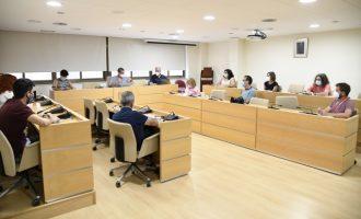 El Consell de Salut de Paiporta avalua les actuacions relacionades amb la pandèmia del coronavirus Covid-19