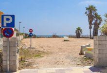 Cullera crea 100 noves places d'aparcament al Marenyet i l'Estany