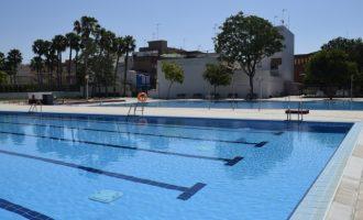 Las piscinas municipales de Burjassot  verano abrirán a finales de junio