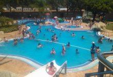 Aldaia obri la piscina amb aforament limitat i mesures de seguretat