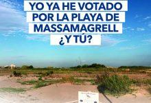 La playa de Massamagrell, la única finalista de la Comunitat Valenciana de #MiPlayaSinPlásticos
