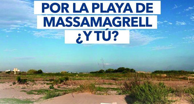 La platja de Massamagrell, l'única finalista de la Comunitat Valenciana de #MiPlayaSinPlásticos