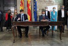 Puig anuncia que reduirà un 30% els tràmits administratius per a ajudar a reactivar l'economia valenciana