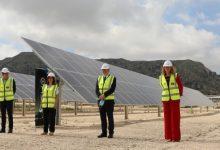 Puig anuncia que la Generalitat aprobará en julio un decreto ley para facilitar la inversión en energía fotovoltaica en la Comunitat Valenciana