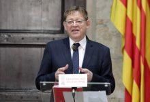 """Ximo Puig anuncia mesures excepcionals contra el coronavirus perquè """"cal reaccionar amb contundència"""""""