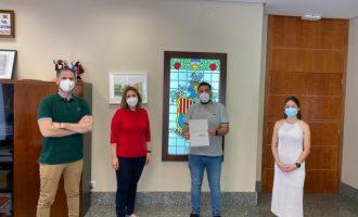 Rafelbunyol subscriu el projecte 'El futur en la motxilla' amb l'Obra Social La Caixa