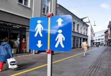 L'estratègia de mobilitat proposa establir sentits de circulació per als vianants