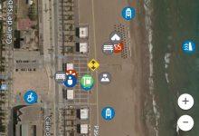 Appvalència informará sobre el estado de las playas y ubicará los servicios a la ciudadanía