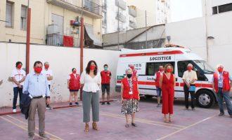 Ajuntament de València i Creu Roja preveuen repartir 5.000 cistelles d'alimentació saludable entre persones majors