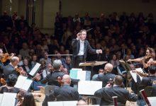 L'Orquestra de València tanca el festival Serenates amb la simfonia número 12 de Xostakòvitx