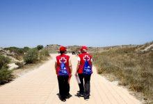 Aquest dissabte comença la labor del voluntariat socioambiental de Creu Roja a la Devesa