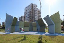 El parc de Malilla comptarà amb una pèrgola innovadora a València per a activitats musicals i culturals