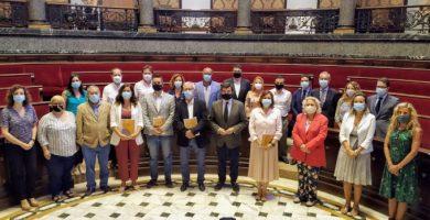 El Pleno del Ayuntamiento aprueba por unanimidad el documento de conclusiones de la Comisión de Reconstrucción