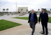 El Rastro reabre el domingo en su nueva ubicación, el nuevo parque de Tarongers y Serrería